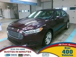 2013 Ford Fusion SE   ALLOYS   CLEAN   MUST SEE