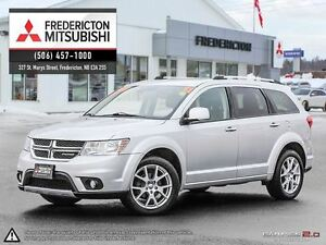 2011 Dodge Journey R/T! REDUCED! AWD! LEATHER!