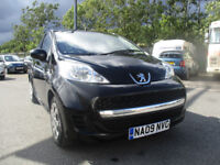 Peugeot 107 1.0 12v Urban 5dr 2009 COMES WITH 12 MONTHS MOT LOW INSURANCE low tax £20 pound a year