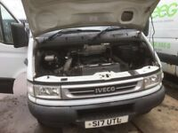 Iveco daily 2.3 automatic gearbox spare parts available