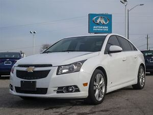 2014 Chevrolet Cruze 2LT / LEATHER / MOONROOF / BACK UP CAMERA /