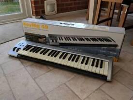 KeyRig 49 Piano keyboard