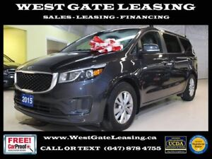 2015 Kia Sedona LX | CAMERA | HEATED SEATS |