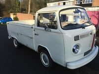 VW SINGLE CAB 1975