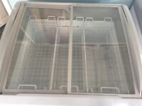 TALISMAN 1 GLASS LID DISPLAY FREEZER
