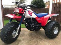 Honda ATC 250SX Trike Big Red Quad ATV YFM Yamaha Tri z Kawasaki Kxt Suzuki Ktm 450 660 700 px