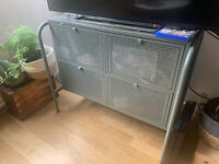 Chest Of Drawers - Ikea - 82 cm X 70 cm X 39 cm - Green - Perfect condition