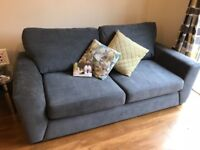 3 seater DFS sofa 6 months old as new