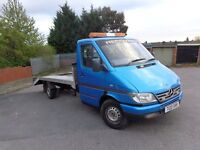 "Mercedes-Benz Sprinter 2.9TD 143 BHP "" Amazing Recovery"" READ FULL DESCRIPTION"