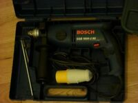 Bosch percussion drill GSB 1800-2 RE 110v
