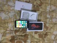 I phone 6s 16 gb silver unlock