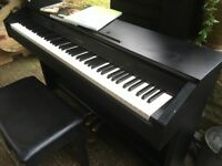 Electric piano CASIO CELWIANO ....hardly been used