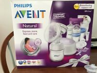 Phillips avent breast pump electric