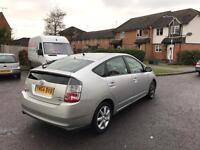 TOYOTA PRIUS HYBRID AUTOMATIC, GENUINE LOW MILEAGE, 10 MONTHS MOT, ROAD TAX ONLY £10
