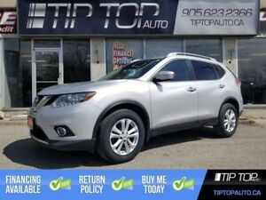 2014 Nissan Rogue SV ** Pano Sunroof, Bluetooth, Heated Seats **