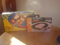 SCALEXTRIC & SONIC RACING SETS