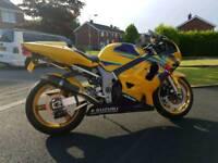 2003 Gsxr 600 £2250 ono