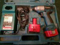 Makita 12v Cordless Impact Driver