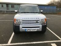 LAND ROVER DISCOVERY 3 TDV6 GS 2007