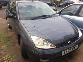 FORD FOCUS MANUAL05 PLATE (£595 ONO)