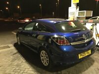 2009 VAUXHALL ASTRA 1.6 COUPE 3 DOOR ACTIVE PLUS, FULL SERVICE HISTORY, ONE PREVIOUS OWNER