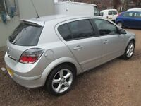 VAUXHALL ASTRA 2007 1.8 LTR SRI 1 YEAR MOT VERY GOOD CLEAN CONDITION NEW STEERING PUMP AND RACK!!