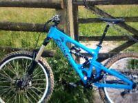 Wanted Mountain bike cove, specialized,cube,felt, enduro,freeride,ghost,Lapierre, trek