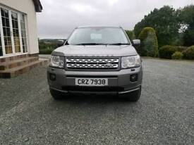 Immaculate Landrover Freelander sd4