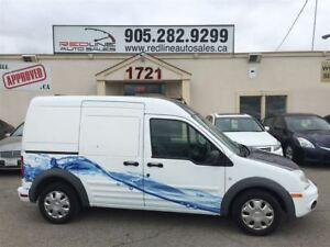 2010 Ford Transit Connect XLT w/Rear Door Glass, WE APPROVE ALL