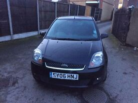 2006 FORD FIESTA 1.4 ZETEC CLIMATE 5 DOOR - DUAL CONTROLLED INSTRUCTOR CAR
