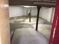 ***Large basement unit with ramp (No outside access***