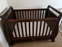 Boori country collection cotbed /toddler bed