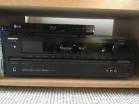 Onkyo AV Receiver ht-rc630 & Speakers