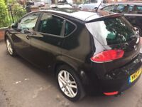 Seat Leon 2.0 tdi fr. Diesel 5 door hatchback. 2 owners from new ! Full service history!