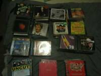 Joblot collection 125+CD ALBUMS