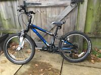 "Trek MT60 20"" mountain bike (Suits kids 7 to 10 years of age)"
