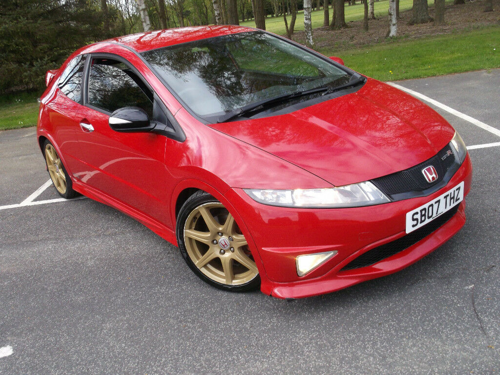 honda civic type r gt fn2 milano red 2 0 i vtec 3 owners. Black Bedroom Furniture Sets. Home Design Ideas