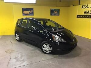 2013 Honda Fit LX ~ NO ACCIDENTS ~ ONE OWNER ~ MUST SEE !!!