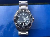 Seiko 5 'Sea Urchin' Automatic Watch (SNZF17K1)