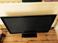 TV Panasonic flat screen