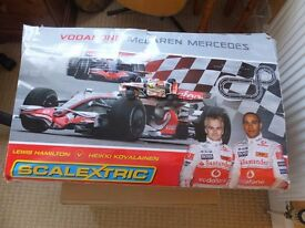 Lewis Hamilton scalectric.