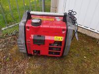 honda em650 generator good working order
