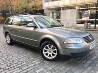 2004 Vw Passat 1.9 Tdi HighLine 62k Very Low Mileage Automatic 1 Previous Owner Estate 130 Bhp