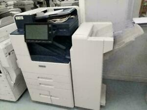 Only 1852 Pages Xerox Altalink B8055 Black and White Printer Copier 11x17, Copy, Print, Scan with 55PPM