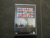 Crusade in the Pacific DVD