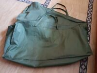 Zipped Storage Bags For Garden Furniture Pad Cushions