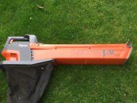 Flymo garden garden vac/ blower