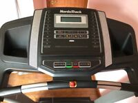 Nordictrack C100 2.75chp Foldible Treadmill