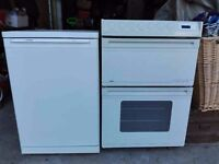 Oven and freezer filling up my garage and need them gone. Freezer excellent condition oven very good