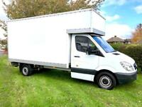 "313"" Mercedes Sprinter 2.1 CDI LWB Luton / Very Low Miles / Excellent Condition"